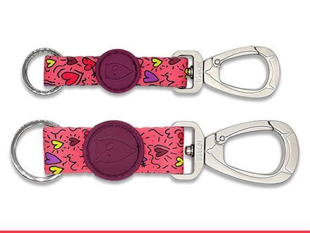 Morso® - Keychain | PINK THINK