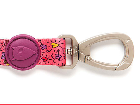 Morso® - Dog leash | PINK THINK