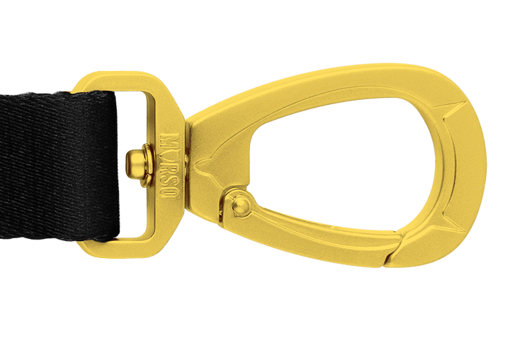 Morso® - Mulfitunction Dog Leash | GOLD CAVIAR