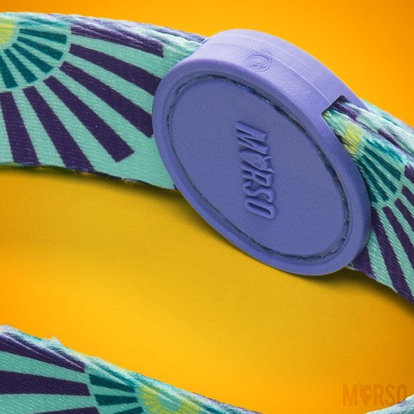 Morso® - Multifunction dog leash | COLORED SUN