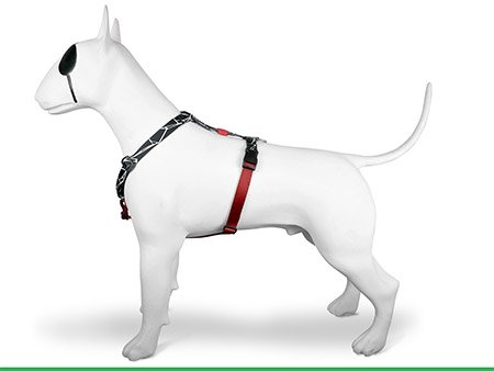 Morso® - H Dog Harness | BROKEN SELF