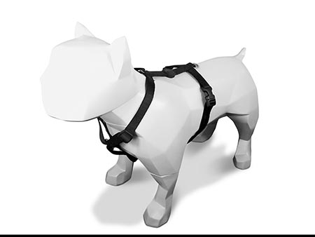 Morso® - H Dog Harness | PURENESS