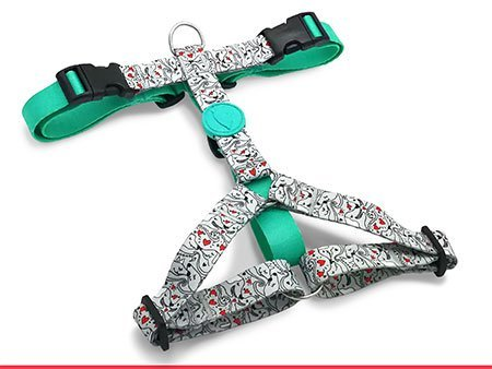 Morso® - H Harness | ESKIMO KISS
