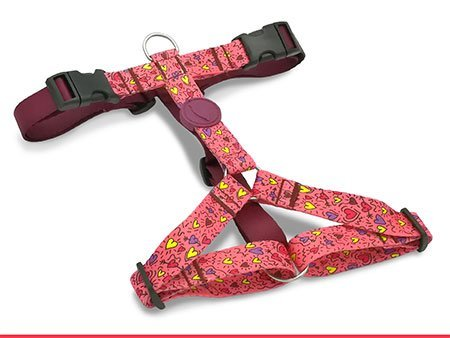 Morso® - H Harness | PINK THINK