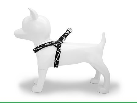 Morso® - Pettorina mini per cani | BROKEN SELF