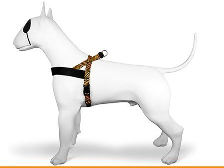 Morso® - Norwegian Dog Harness | MUST-HARD MAZE