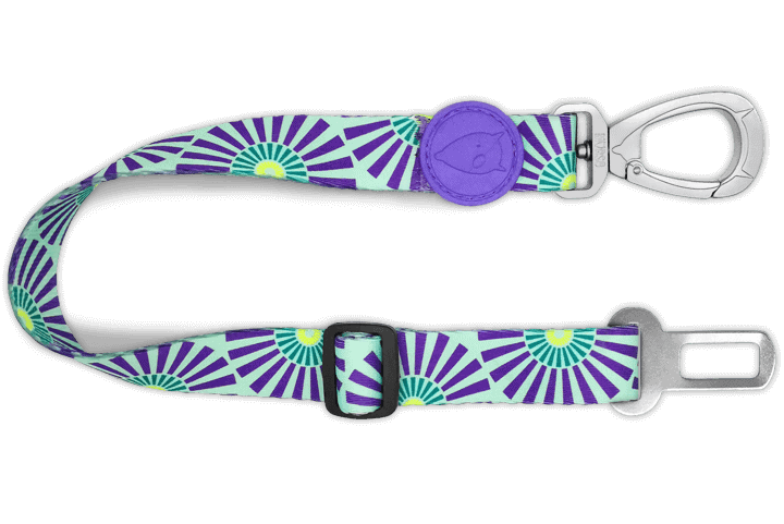 Morso® - Safety belt for dogs   COLORED SUN