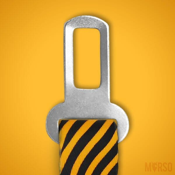 Morso® - Cintura di sicurezza per cani | MUST-HARD MAZE