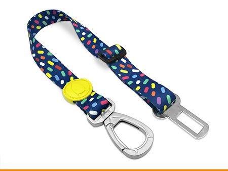 Morso® - Cintura di sicurezza per cani | COLOR INVADERS