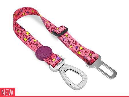 Morso® - Cintura di sicurezza per cani | PINK THINK