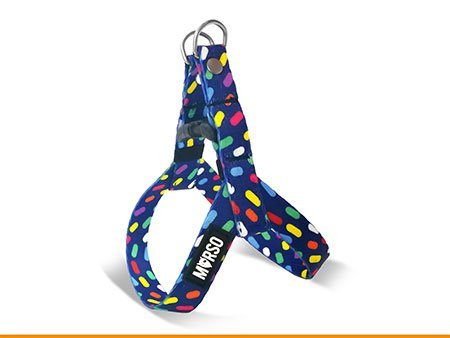 Morso® - Mini Dog Harness | COLOR INVADERS