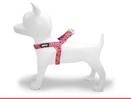 Morso® - Mini Dog Harness | PINK THINK