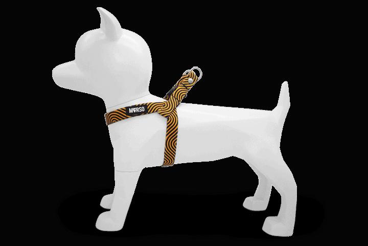 Morso® - Mini Dog Harness | MUST-HARD MAZE