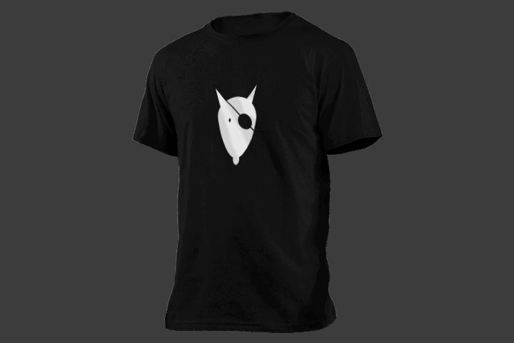 Morso® - T-shirt uomo nera | MORSO®