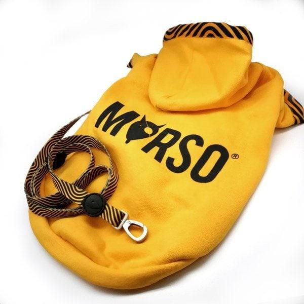 Morso® - Felpa per cani | MUST-HARD MAZE