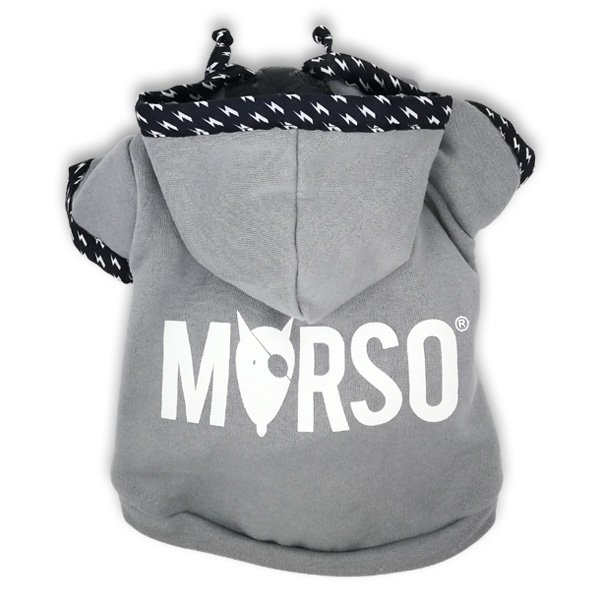 Morso® - POWER FLOW | Dog's hoodie