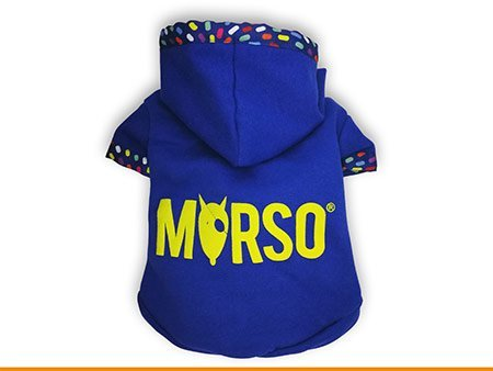 Morso® - COLOR INVADERS | Dog's hoodie
