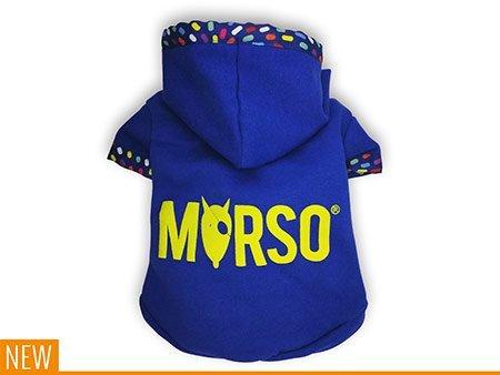 Morso® - COLOR INVADERS | Dog's hoodie
