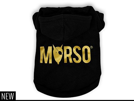 Morso® - Felpa per cani | GOLD CAVIAR