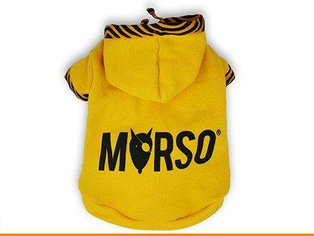 Morso® - MUST-HARD MAZE | Dog's hoodie