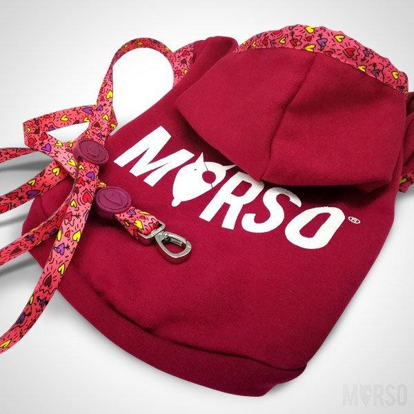 Morso® - Felpa per cani | PINK THINK