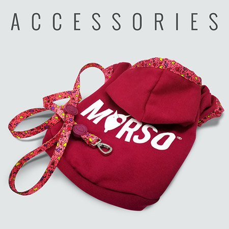 Morso® - Dog's and Human's accessories