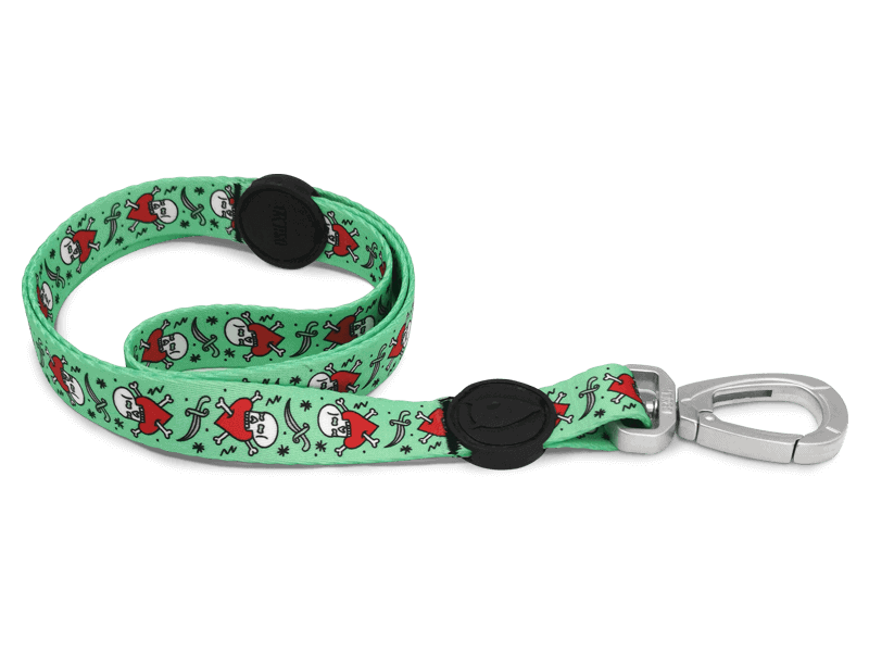 Morso® - Leash JOLLY ROGER
