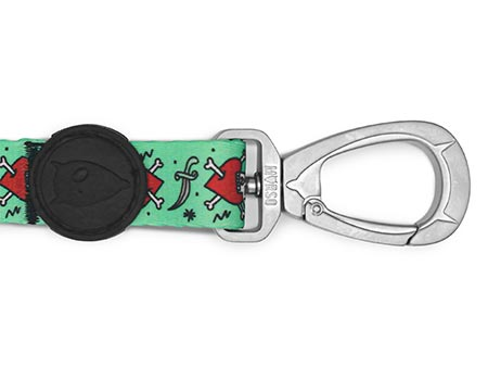 Morso® - Multifunction Leash JOLLY ROGER