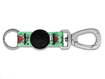 Morso® - Keychain JOLLY ROGER