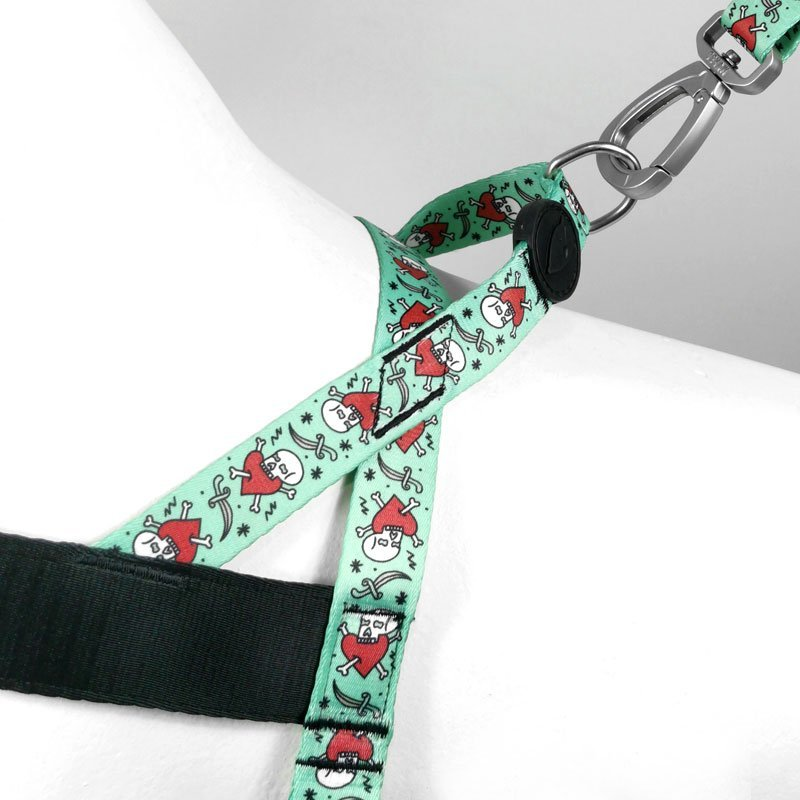Morso® - Norvegian harness | JOLLY ROGER
