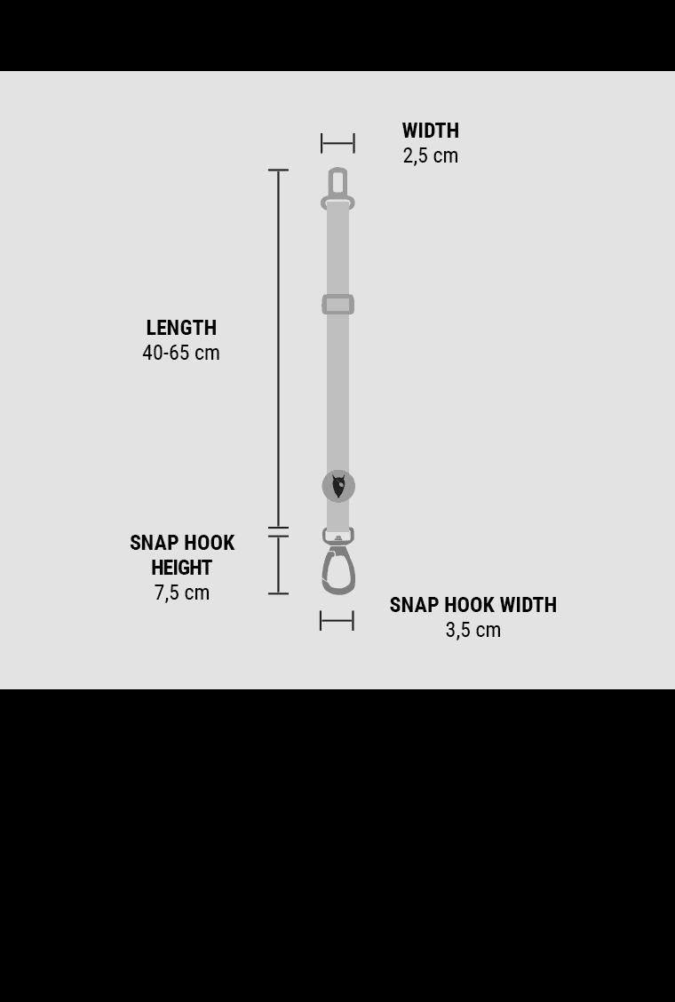 Morso® - Safety Belts Size L
