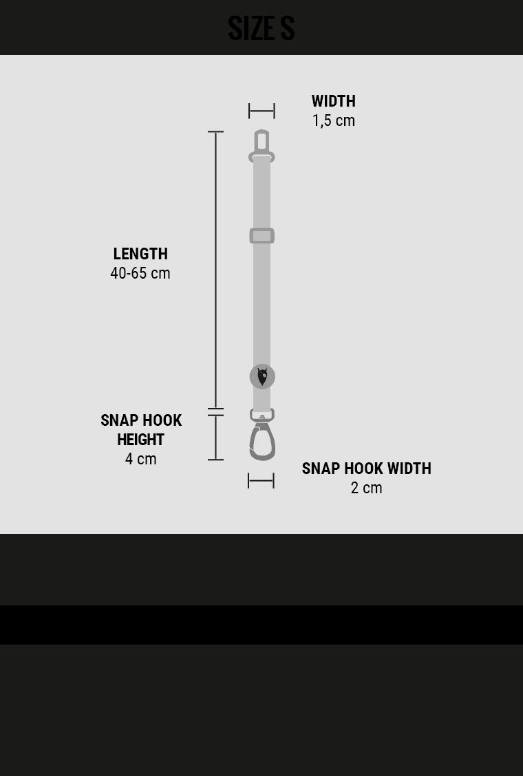 Morso® - Safety Belts Size S