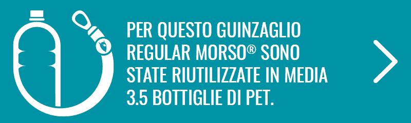 3.5 BOTTIGLIE DI PET PER QUESTO GUINZAGLIO REGULAR